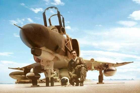 اولین خلبان شهید