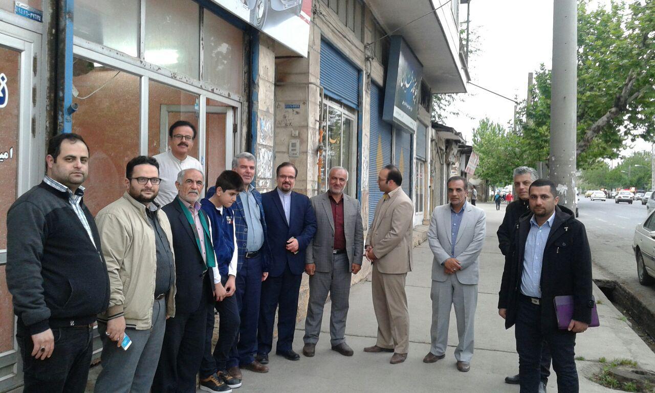 افتتاح ستاد رئیسی علی آباد (2)