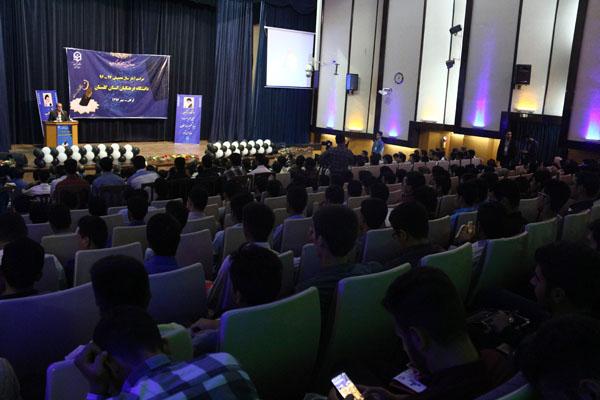 مراسم آغاز سال تحصیلی جدید دانشگاه فرهنگیان گلستان2
