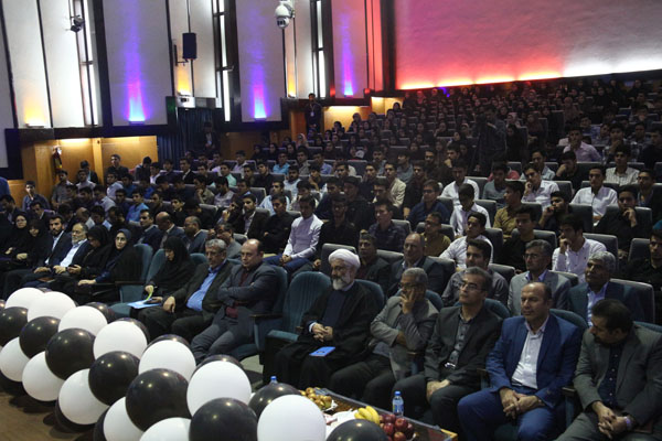 مراسم آغاز سال تحصیلی جدید دانشگاه فرهنگیان گلستان1