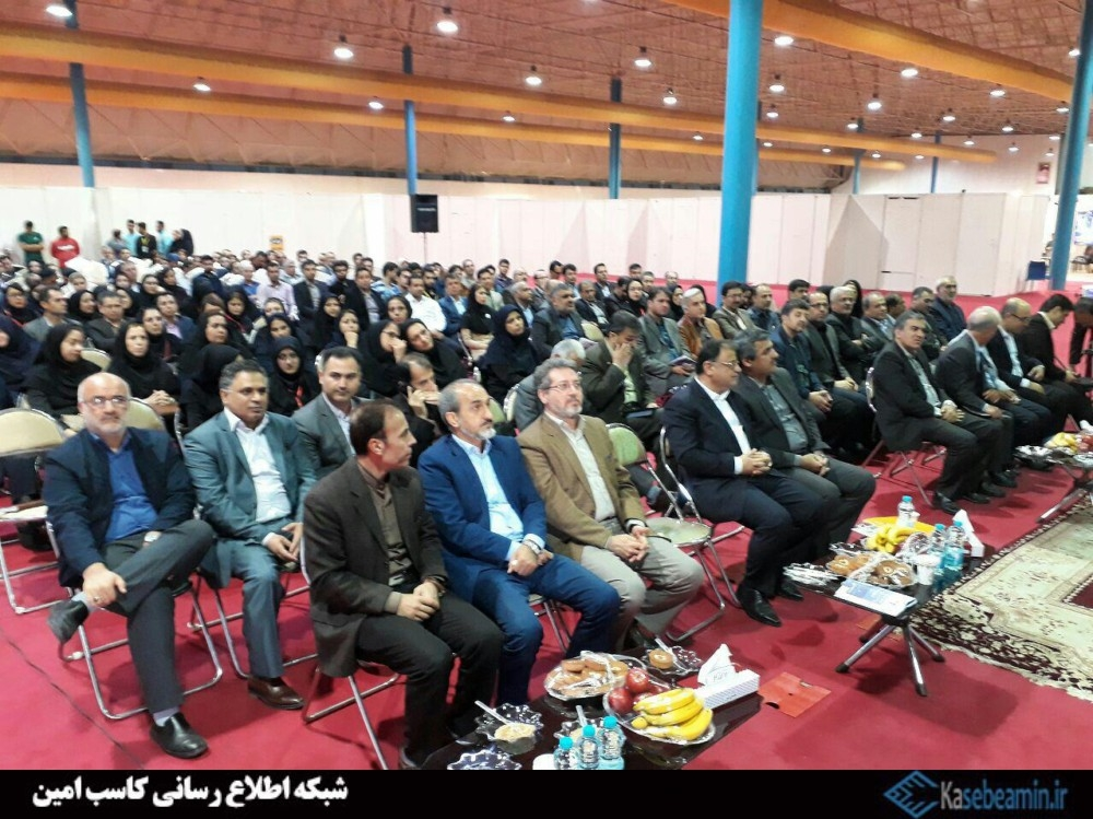 افتتاح نمایشگاه تجهیزات پزشکی در گلستان3