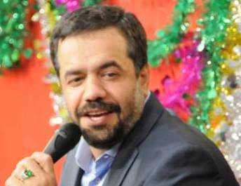 مداحی محمود کریمی برای نیمه شعبان