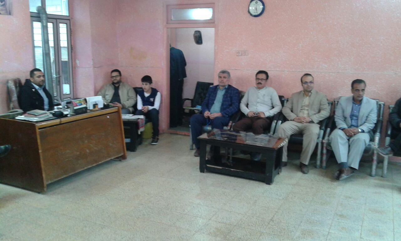 افتتاح ستاد رئیسی علی آباد (3)