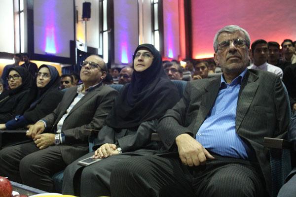 مراسم آغاز سال تحصیلی جدید دانشگاه فرهنگیان گلستان