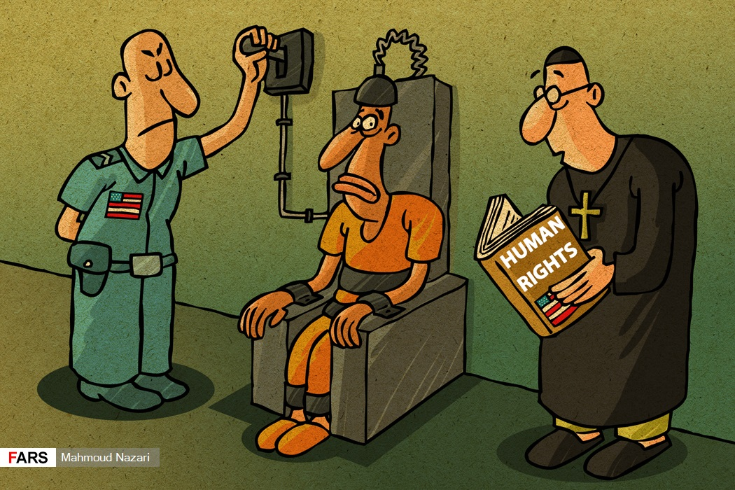 القای حقوق بشر آمریکایی