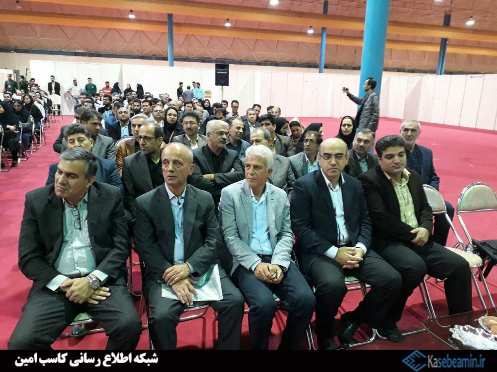 افتتاح نمایشگاه تجهیزات پزشکی در گلستان1
