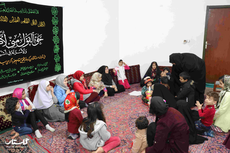 کرسی تلاوت رضوی در شهرستان علی آباد کتول (46)