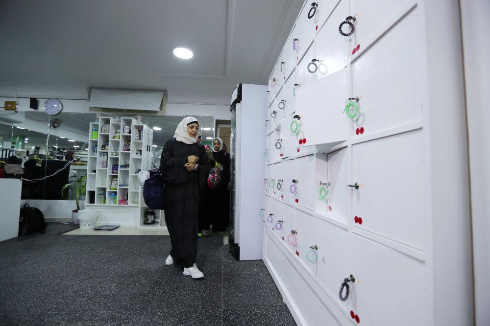 بدنسازی زنان در عربستان4