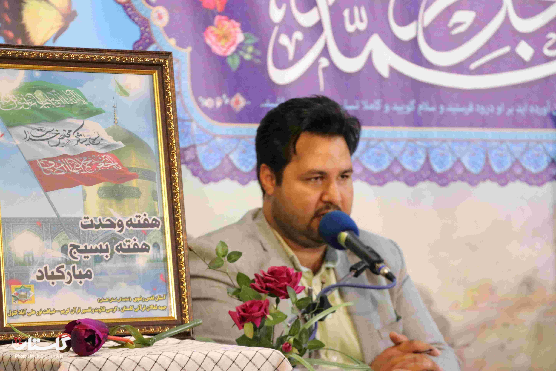 کرسی تلاوت رضوی در شهرستان علی آباد کتول (7)