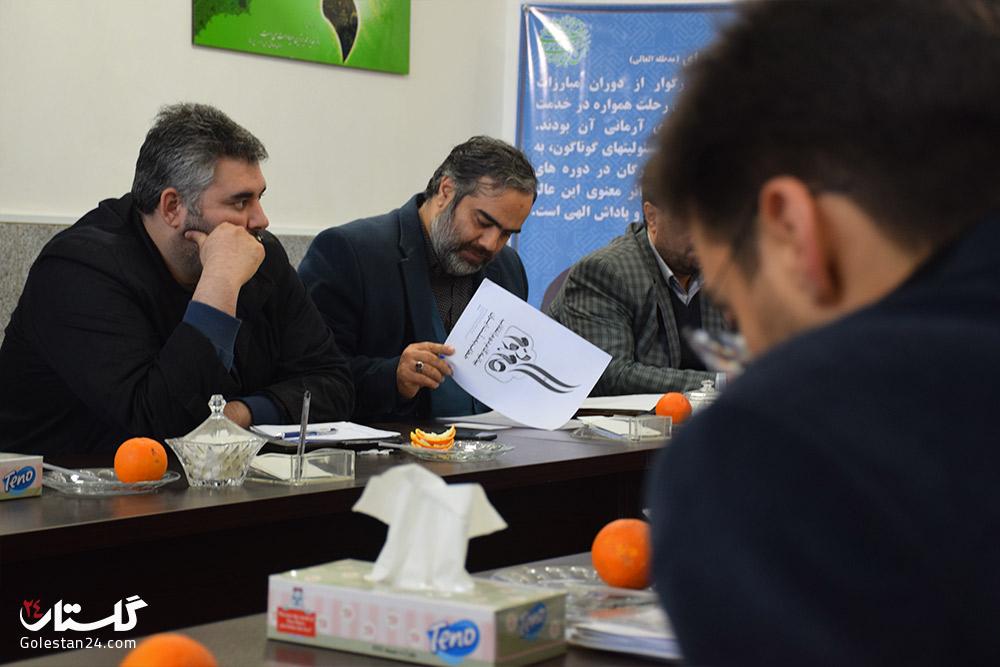 تشکیل هیات اندیشه ورزی گام دوم انقلاب در گرگان (6)
