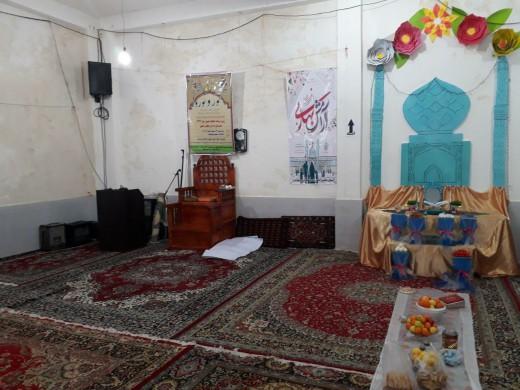 امامزاده جعفر(ع) شهرستان مینودشت (4)