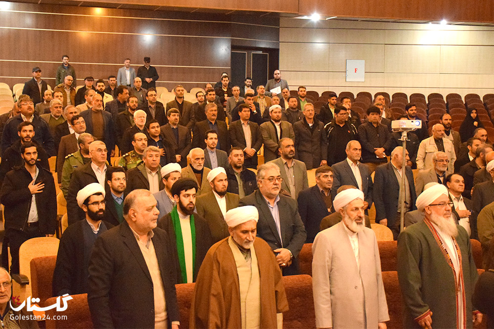 همایش تجلیل از فجر آفرینان انقلاب اسلامی (2)