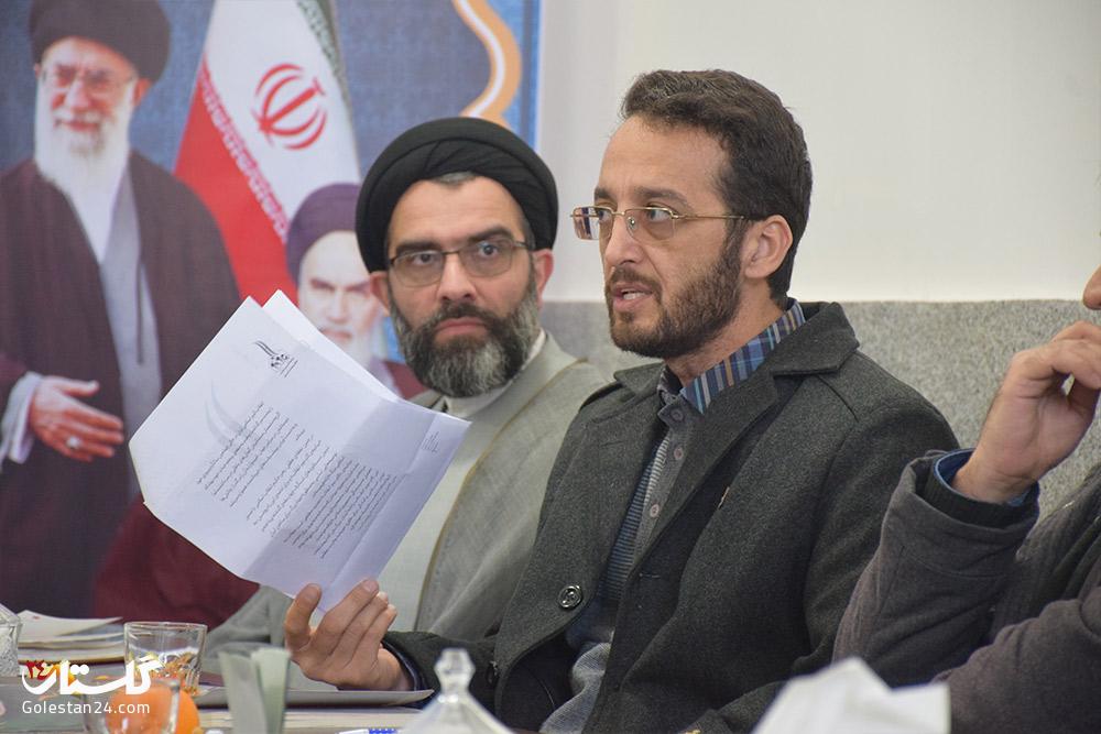 تشکیل هیات اندیشه ورزی گام دوم انقلاب در گرگان (3)