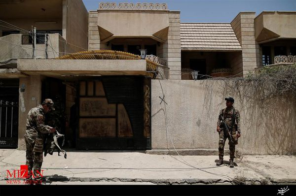 شکنجهگاه داعش در غرب موصل کشف شد+تصاویر