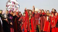 آیین خواستگاری و عروسی در اقوام ترکمن