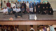 اجرای برنامه بهار مهربانی در بهار قرآن در سالن اجتماعات ارشاد شهرستان آق قلا