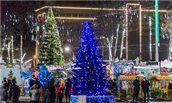 تدابیر امنیتی در آستانه سال نو میلادی در ازبکستان تشدید میشود