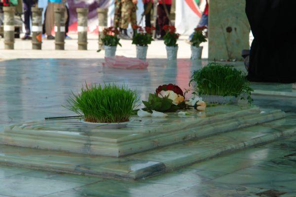 مراسم پنجشنبه آخر سال در بقاع متبرکه گلستان برگزار نمی شود