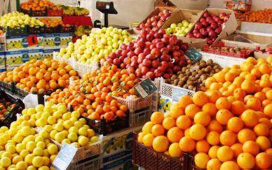 آغاز توزیع میوههای تنظیم بازاری از ۲۳ اسفند
