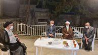 دیدار معاون اول قوه قضاییه با نماینده ولی فقیه در گلستان