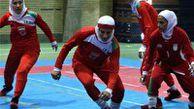 بانوان کبدی کار گلستان در نخستین رقابت مرحله نهایی پیروز میدان شدند