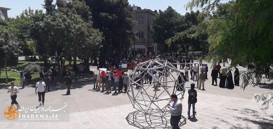 تبارشناسی یک تجمع؛ ائتلاف دو ایدئولوژی در دانشگاه تهران