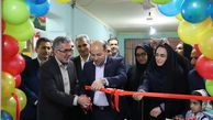 کلاس درس تربیت بدنی در یکی از مدارس گرگان افتتاح شد