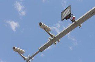 50 دوربین هوشمند کنترل سرعت در گرگان فعال است
