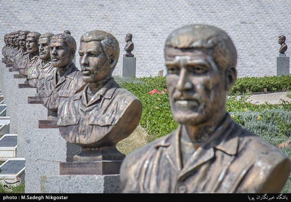 تکمیل پارک موزه دفاع مقدس گلستان نیازمند ۱۵ میلیارد تومان اعتبار است