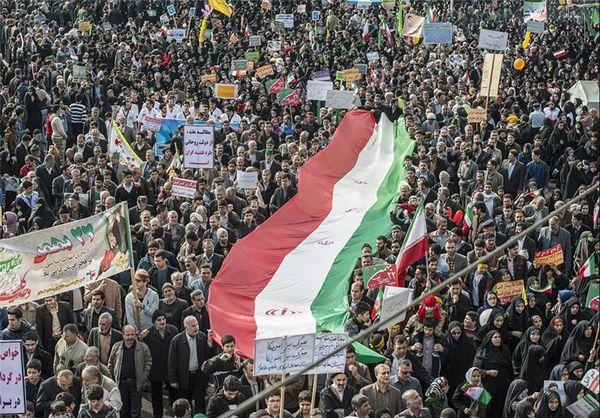 راهپیمایی یومالله ۲۲ بهمن در ۴۲ نقطه استان گلستان برگزار میشود+مسیرها