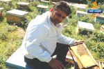 گفتگو با صادق عرفانی زنبوردار موفق گنبدی