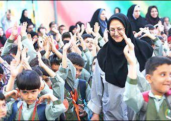 هیچ کلاسی در استان گلستان خالی نیست