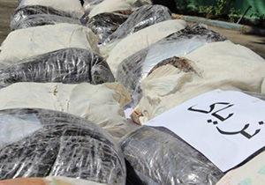 کشف بیش از ۳۵ کیلوگرم تریاک در آزادشهر
