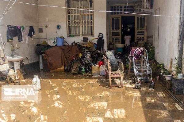 فرماندار: کارشناسان درحال برآورد خسارت سیل آزادشهر هستند