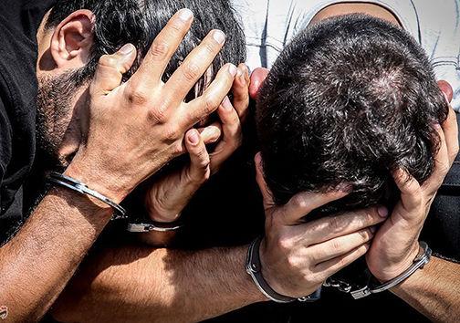 انهدام باند ۴ نفره سرقت در گرگان