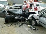 تلفات جادهای ایران برابر با سقوط ۳۰۰ هواپیما