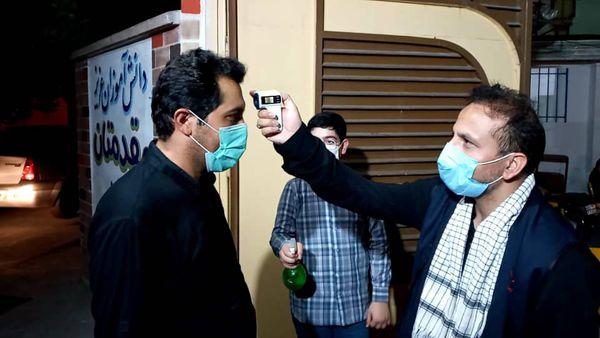 سوگواره حسینی با ضمانت سلامتی در گلستان/ گلایه هیئت های مذهبی از قطعی آب و برق