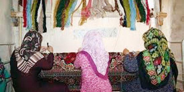 گره کور مشکلات فرش دستباف در گلستان/ صادرات 2 میلیون دلاری فرش دستباف در گلستان