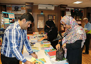 گشایش نمایشگاه عرضه لوازمالتحریر ایرانی اسلامی