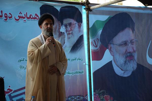 رای ندهید دولت سوم روحانی سر کار می آید