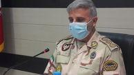 علائم هشدار در نیمی از محدوده مرزی گلستان و ترکمنستان نصب شد