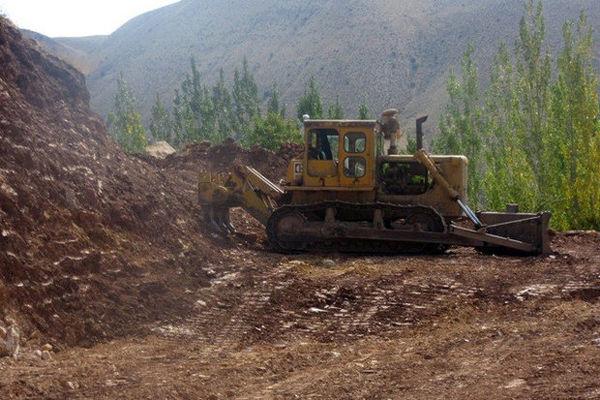 زمین خواری سه میلیارد ریالی در کردکوی کشف شد
