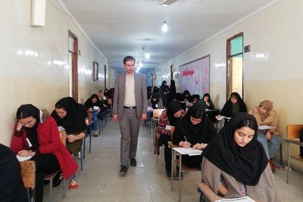 برگزاری آزمون شبیه ساز کنکور در کردکوی