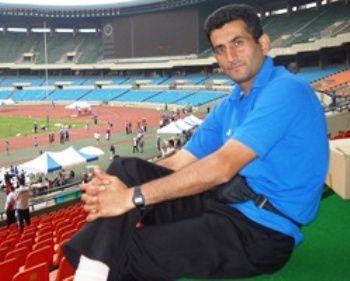 نایب قهرمانی دوومیدانی کار کردکویی در مسابقات آسیایی تایوان