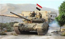 رسیدن ارتش سوریه به آخرین مرکز داعش در حمص
