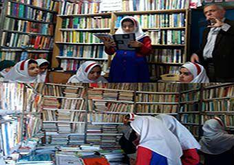ضرورت های کتابخانه فرهنگ روستای بالاجاده کردکوی