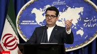 واکنش سخنگوی وزارت امورخارجه به سریال گاندو