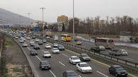 افزایش ۱.۱ درصدی تردد در محورهای برون شهری