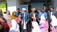 قطار «مهربانی در مهر» به سومین شهرستان گلستان رسید