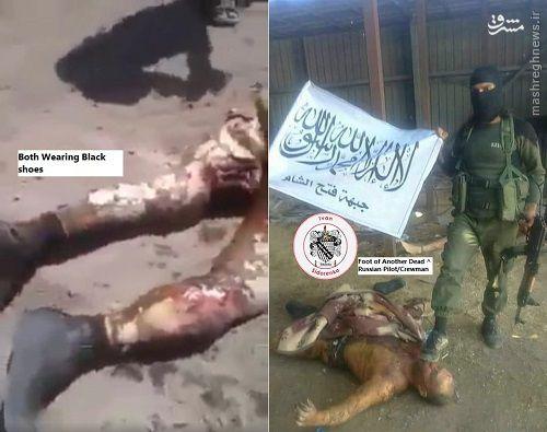 هشدار شدید روسیه به تروریستها در سوریه +عکس (+18)